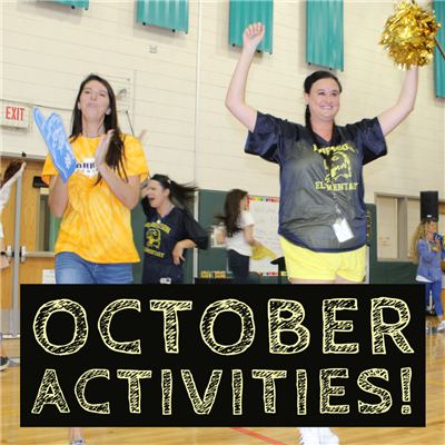 OCTOBER: A Month to Highlight Respect, Wellness, and Community!