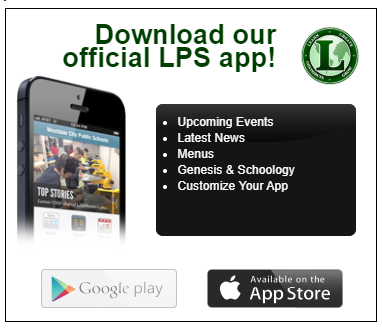 LPS mobile app