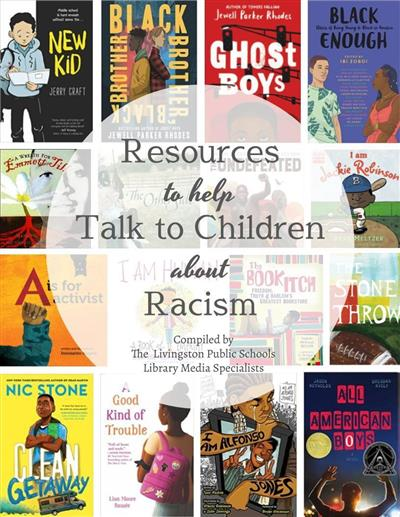 Resources to Talk about Race and Racism