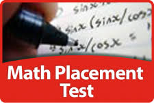 Informational Meeting on Math Placement Process