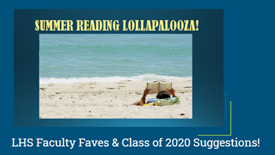 LHS summer reading lollapalooza