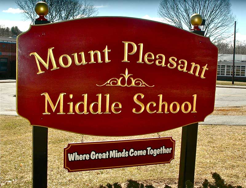 Mt. Pleasant Middle School